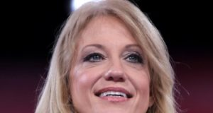 Kellyanne Conway - sexual harassment