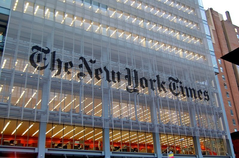 New York Times nyt racist Communism