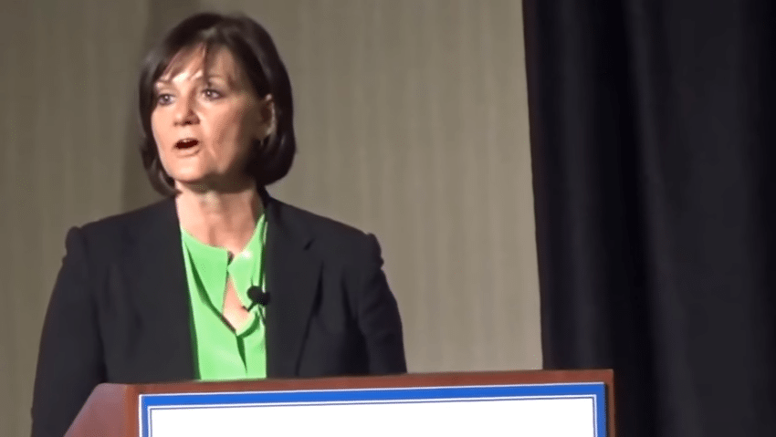 Virginia Democrat LuAnn Bennett thinks Obamacare has made healthcare more affordable