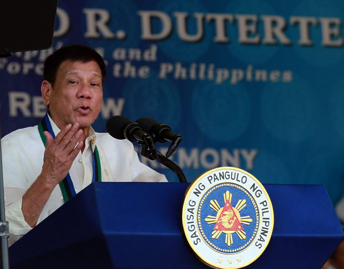 Philippine President tells Obama to go to hell