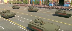 Russia 24 - Victory Day Parade 2016 : Full Army Military Assets Segment