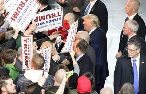 Trump-supporters PTSD