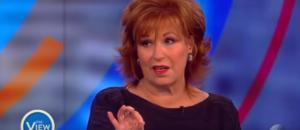 Joy Behar says Clinton's victims are tramps.