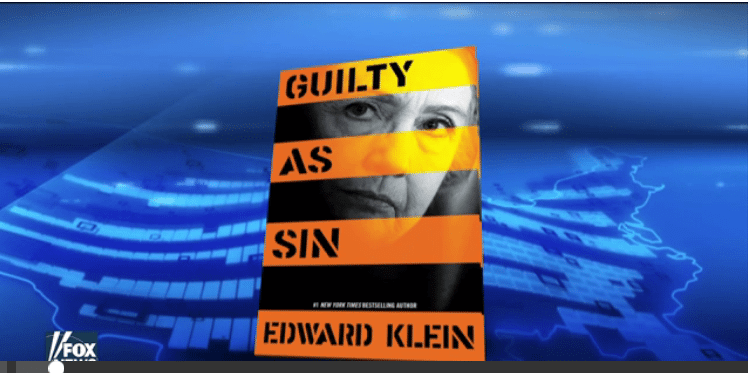 Author Ed Klein says Bill Clinton plotted to bushwack Loretta Lynch
