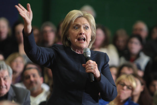 Hillary maid