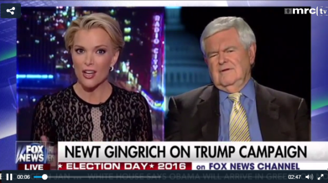 Kelly - Gingrich
