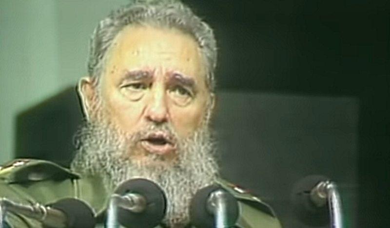 Stein, Jackson Mourn Communist Castro's Death