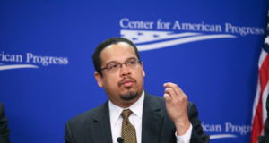 Keith Ellison Castro Russia jail