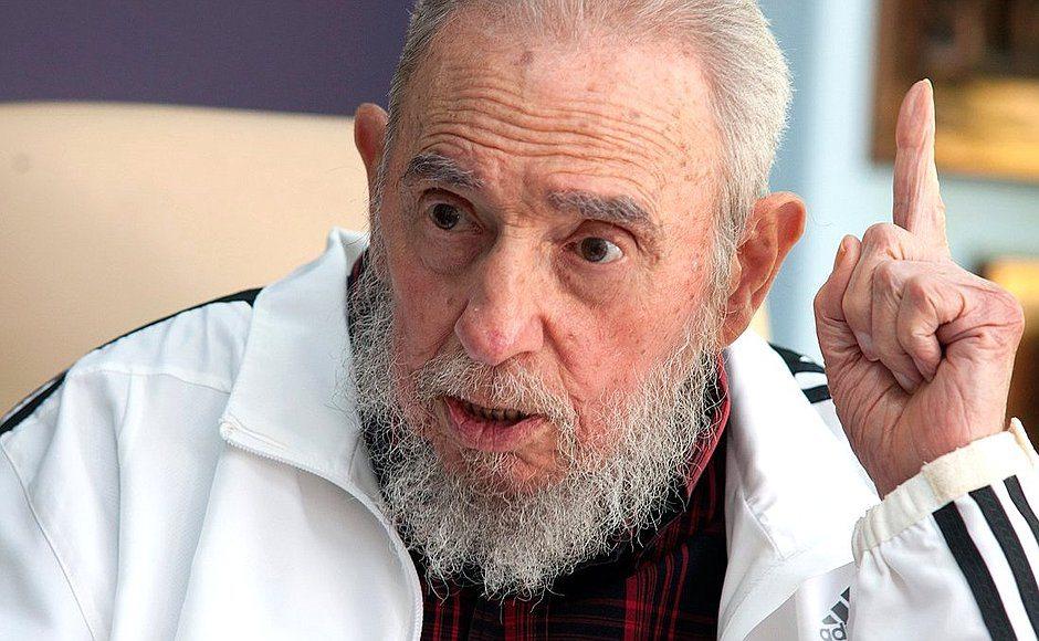 Castro dead