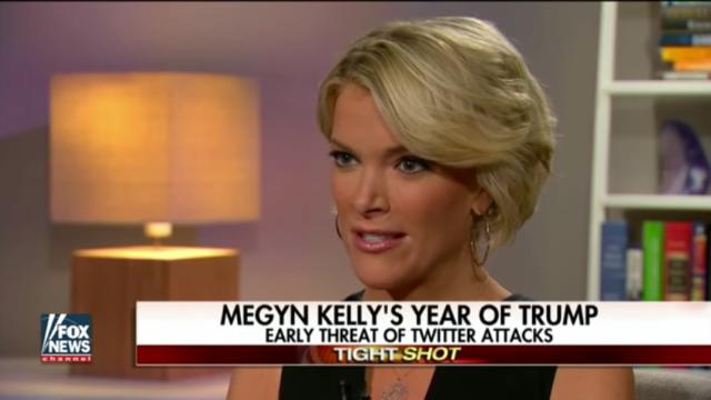 Megyn Kelly says
