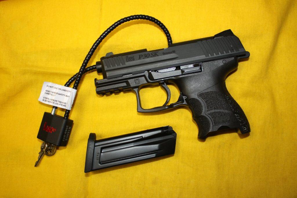 locked-pistol