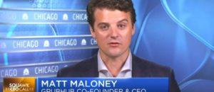 Matt Maloney Grubhub CEO