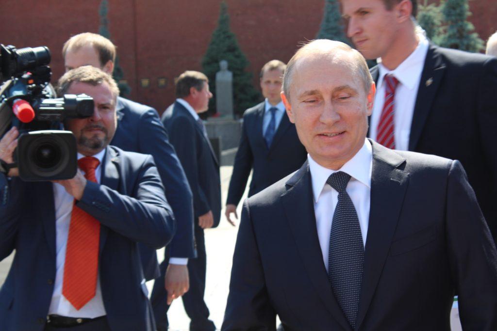 Putin russians trump