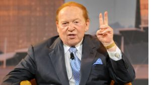 Sheldon Adelson gets Sen. Tom Cotton to bring back his Internet Gambling Ban legislation