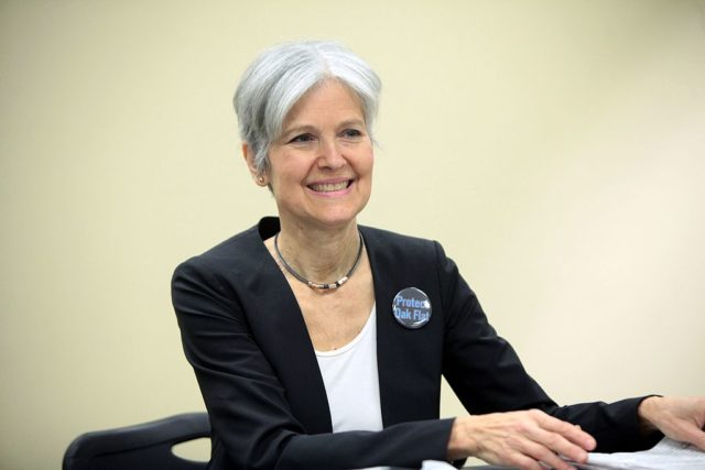 Stein recount fundraising
