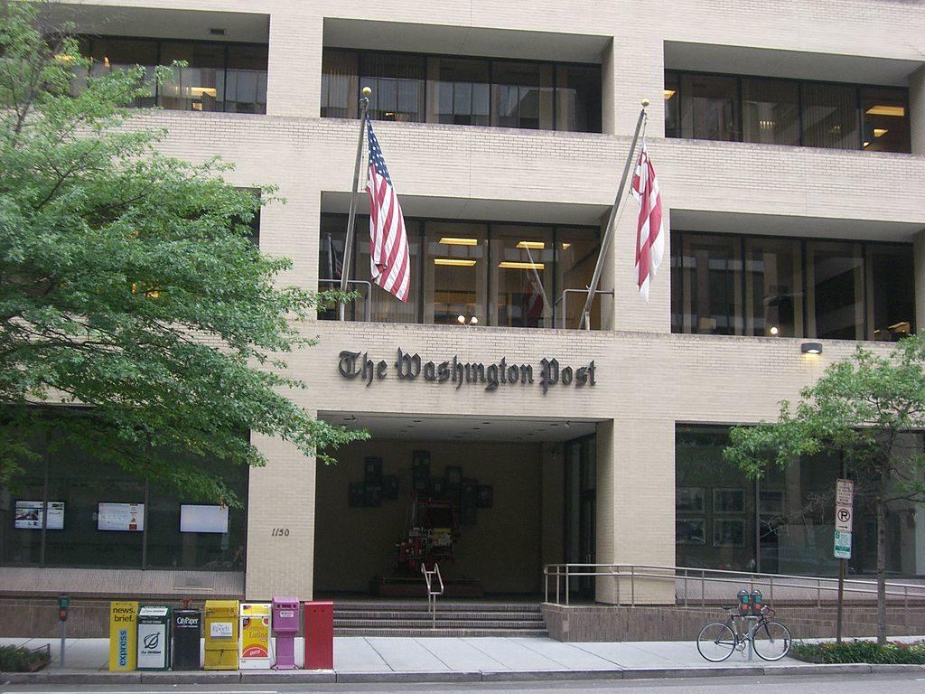 Washington Post Russian propaganda Drudge