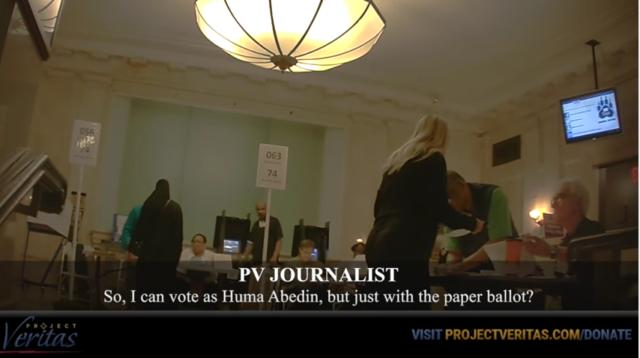burka huma abedin vote