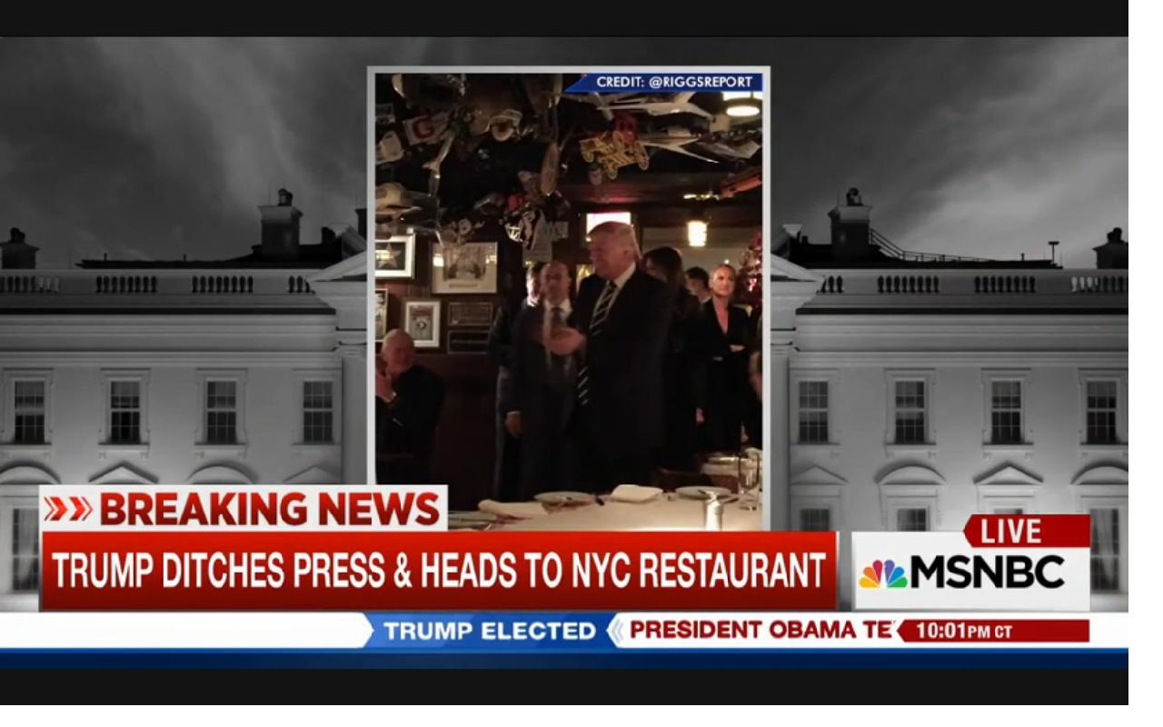 "NBC definition of ""Breaking News"" (NBC video screenshot)."