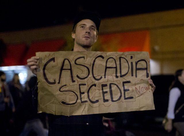 Oregon secede secession Trump sedition