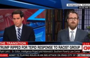 drain the swamp racist splc