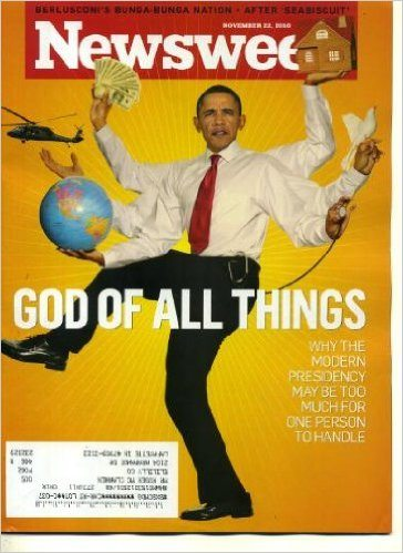 Newsweek god of all things