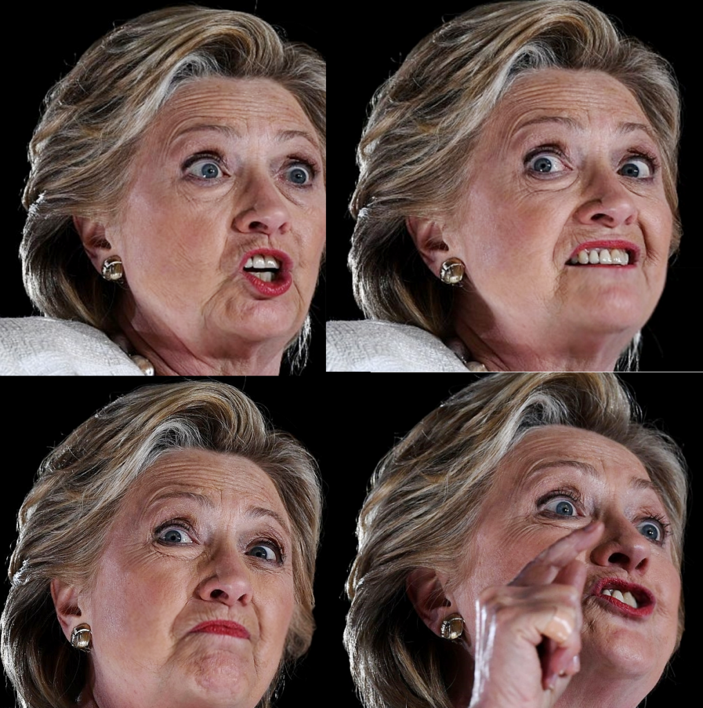 Hillary shrew unstable