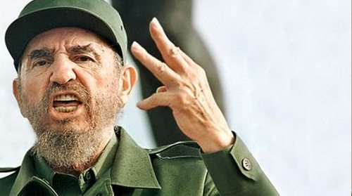Comrade Castro in mid-rant. (Twitter)