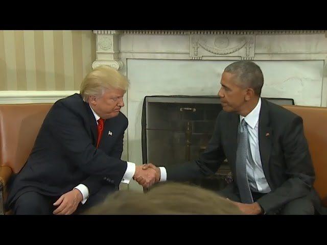 Obama trump castro