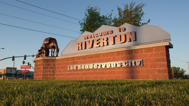 Riverton city epa gave away