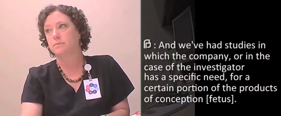 Texas Cites CMP Videos to Terminate Planned Parenthood Medicaid Contract
