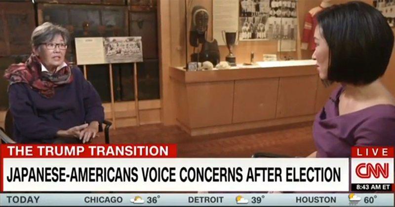 CNN fake news Muslims internment camps