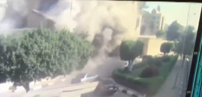 Destruction of Cathedral at Hands of Islamists [Video]