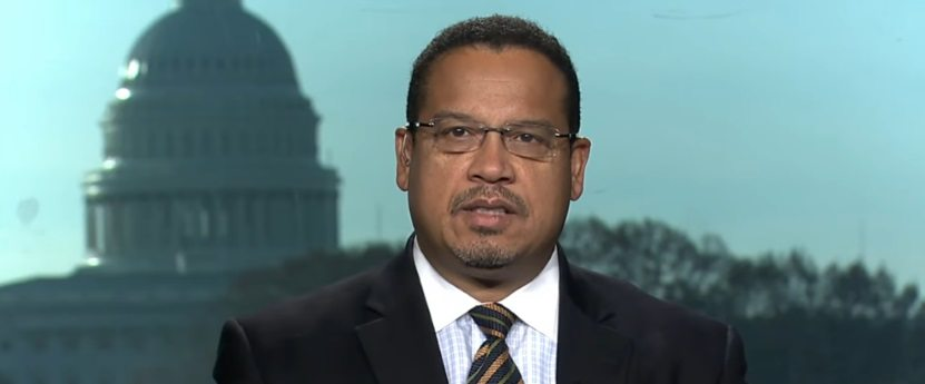 Ellison Lied to CNN Anchor about 2010 Anti-Israel Remarks