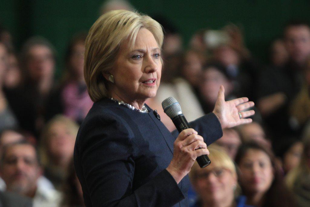 Hillary Clinton basket of deplorables