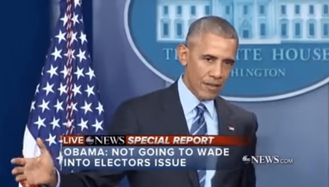 Obama electoral college senate Russia