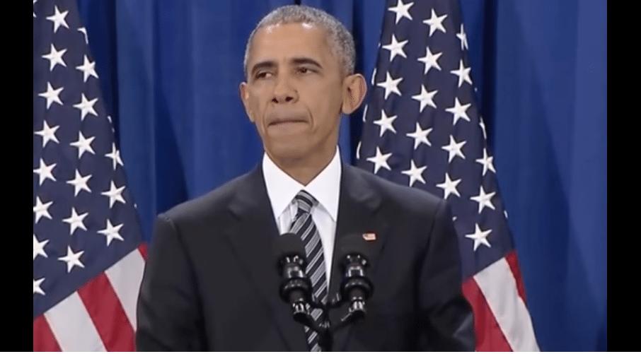 Obama terrorist attack
