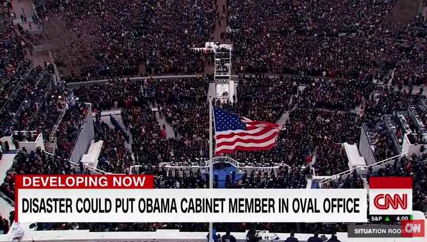 CNN Trump assassinated Obama