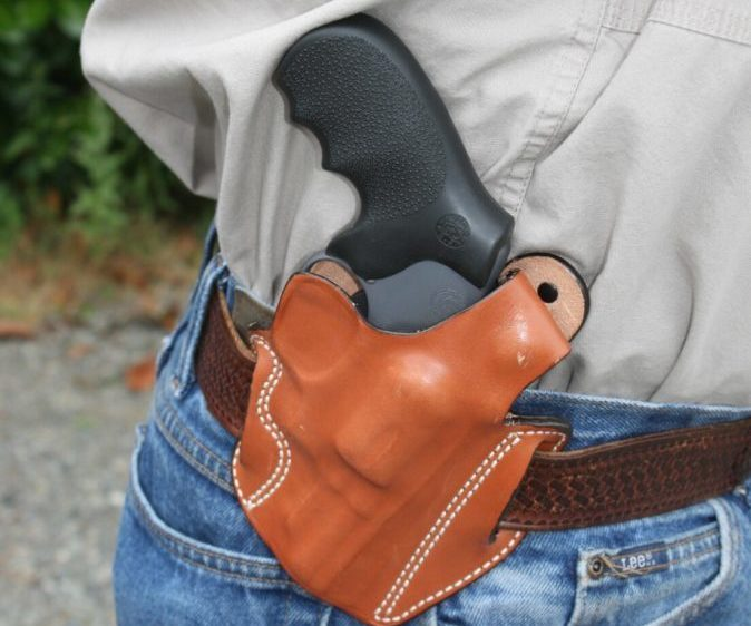 Federal legislation has been introduced to legalize national concealed carry reciprocity. [Dave Workman]