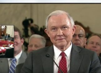 Black Religious Leaders Support Sessions for Attorney General russians democrats