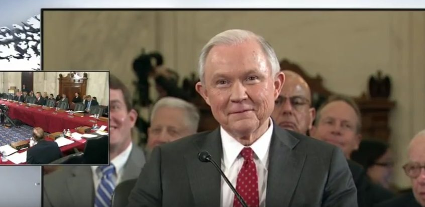 Black Religious Leaders Support Sessions for Attorney General