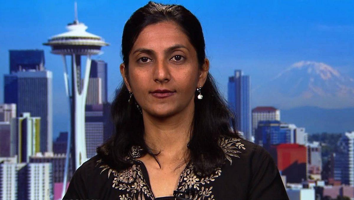 Seattle socialist Kshama Sawant