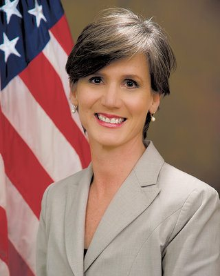 Sally Yates. (Wiki)