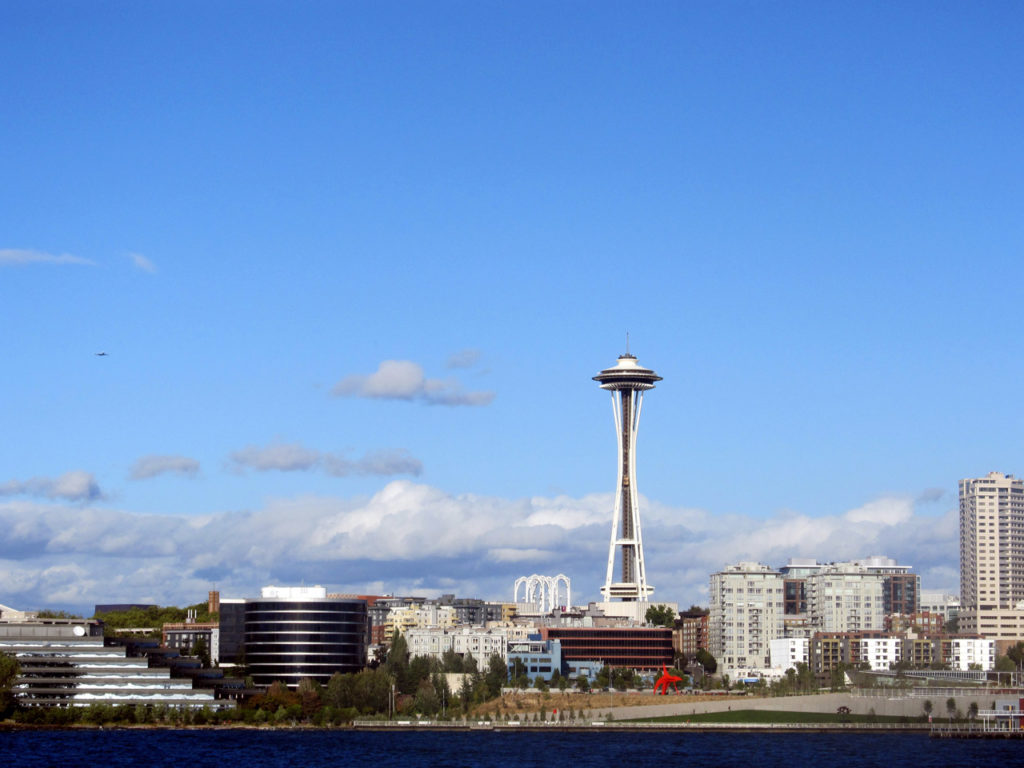 """Seattle is one of several """"sanctuary cities"""" that could be affected by a new bill to stop federal funding support of such cities. (Publicdomainpictures.net)"""