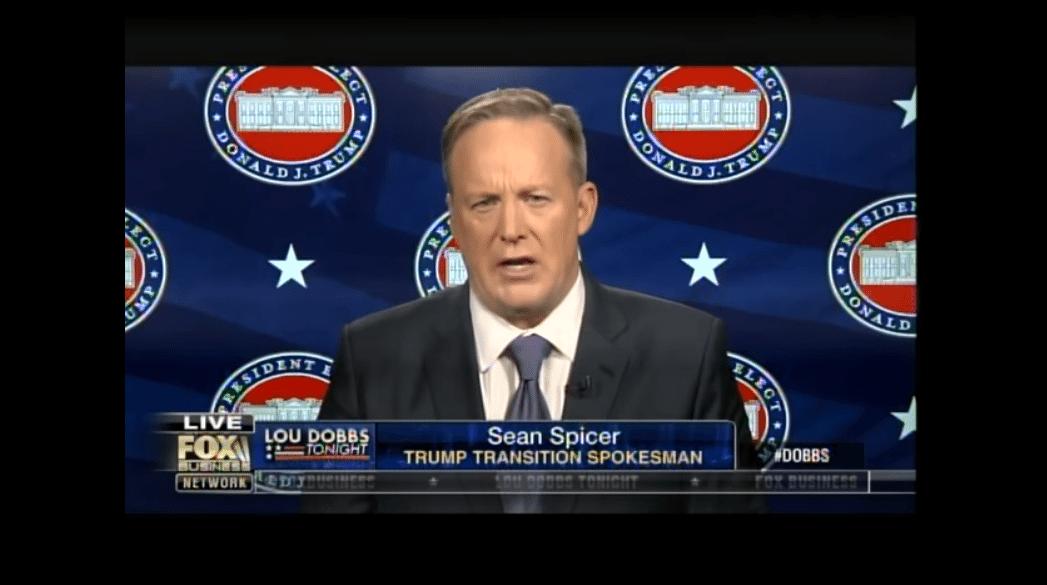 Spicer fake news hitler