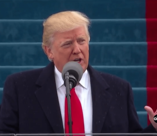 Trump Islamic inaugural
