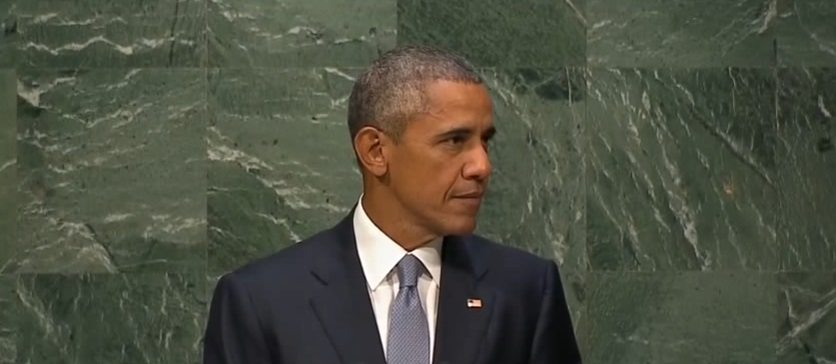 UN, Obama's actions is an act of political aggression against Israel