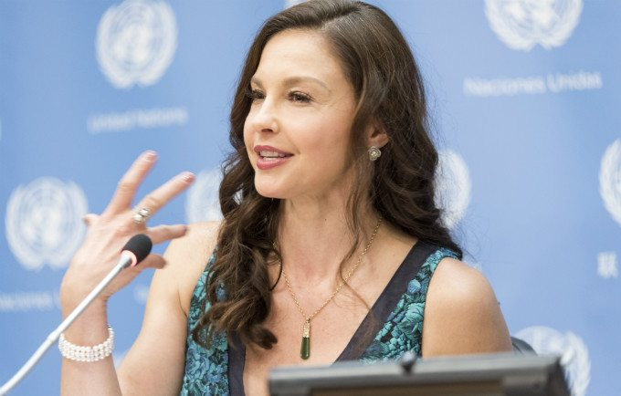 Ashley Judd emojis
