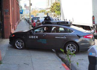 Uber ridesharing Austin