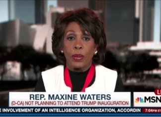 Maxine Waters impeachment