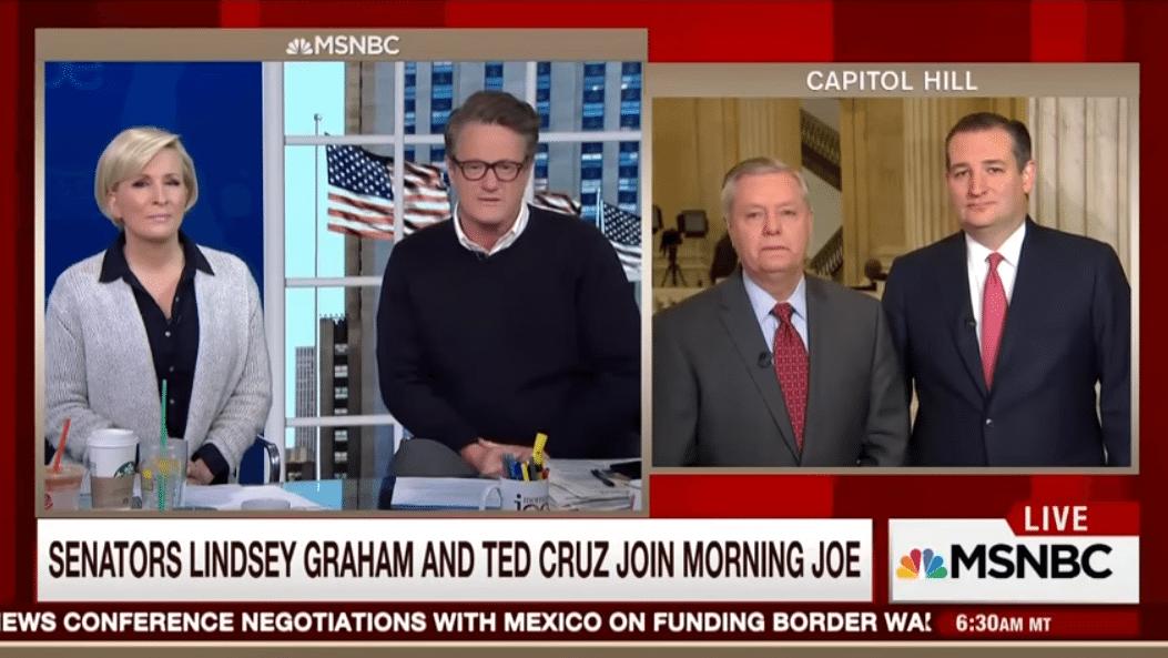 Graham Cruz defund UN